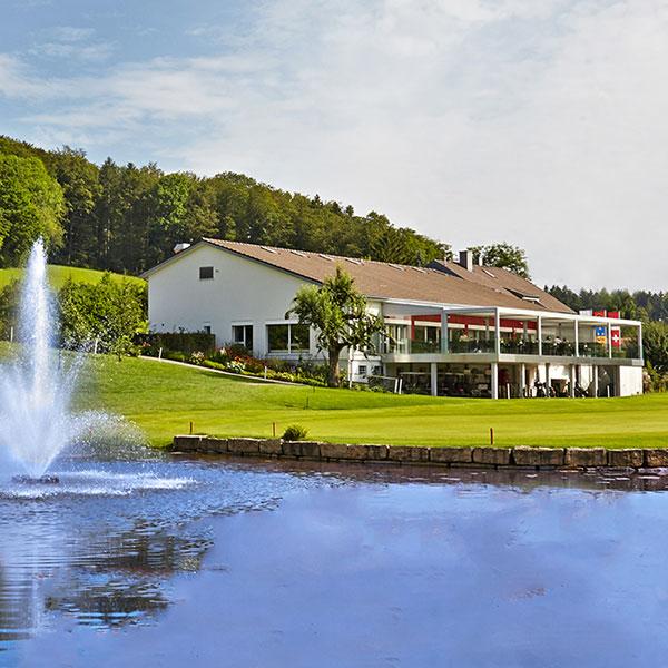 Ausbau Restaurant Golfclub Heidental